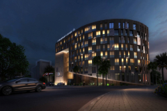 ASBU Business Hotel Tunis - Projektbild