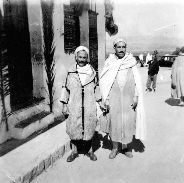 006d - Zwei Tunesier aus Zaghouan