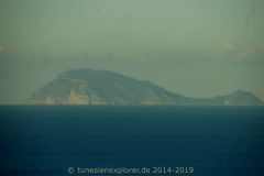 Die Halbinsel Cap Bon - Zembra
