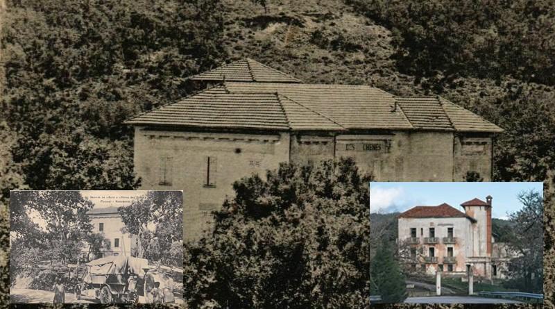 "Hotel ""Les Chênes"", Ain Draham historisch"