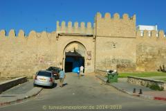 Sousse Medina Stadtmauer