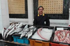 Sousse Medina Fischmarkt