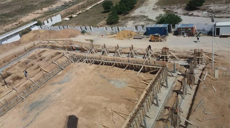 Projekt Städtisches Schwimmbad Sousse (30.05.2019)