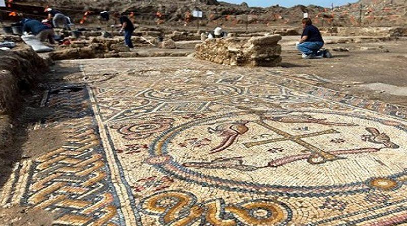 Christliche Monumente in Monastir-Skanes entdeckt