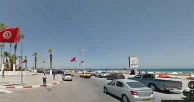 Streetview Sousse Boujaafar