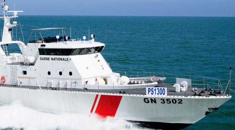 Schnellboot der tunesischen Küstenwache