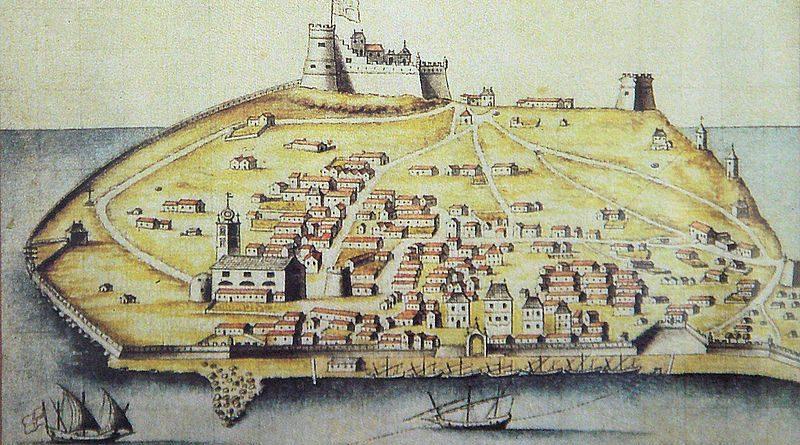 Das Fort Tabarka