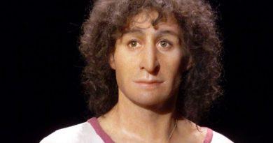 Der junge Mann von Byrsa, Karthago hatte europäische Vorfahren