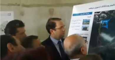 Regierungschef Youssef Chahed