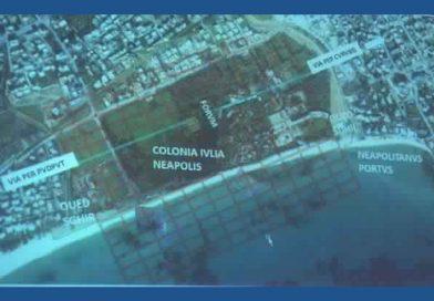 Versunkene Teile von Neapolis (Hammamet) werden erforscht
