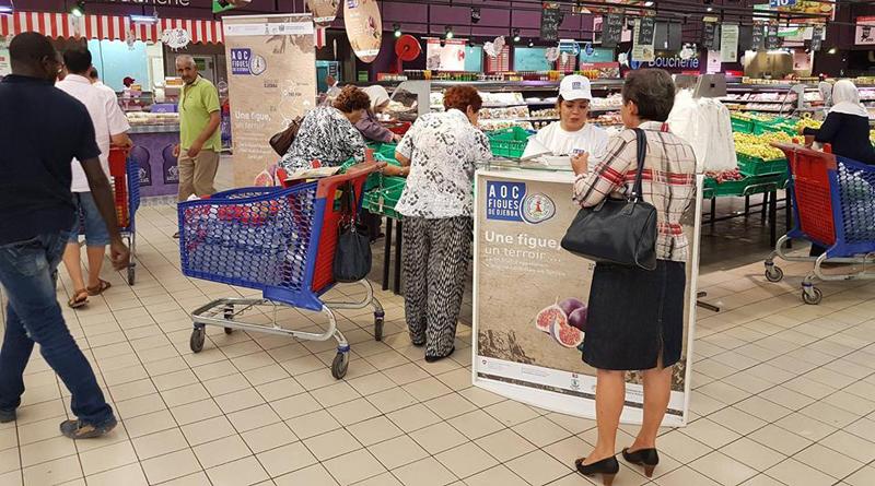 Djebba Feige Supermarkt