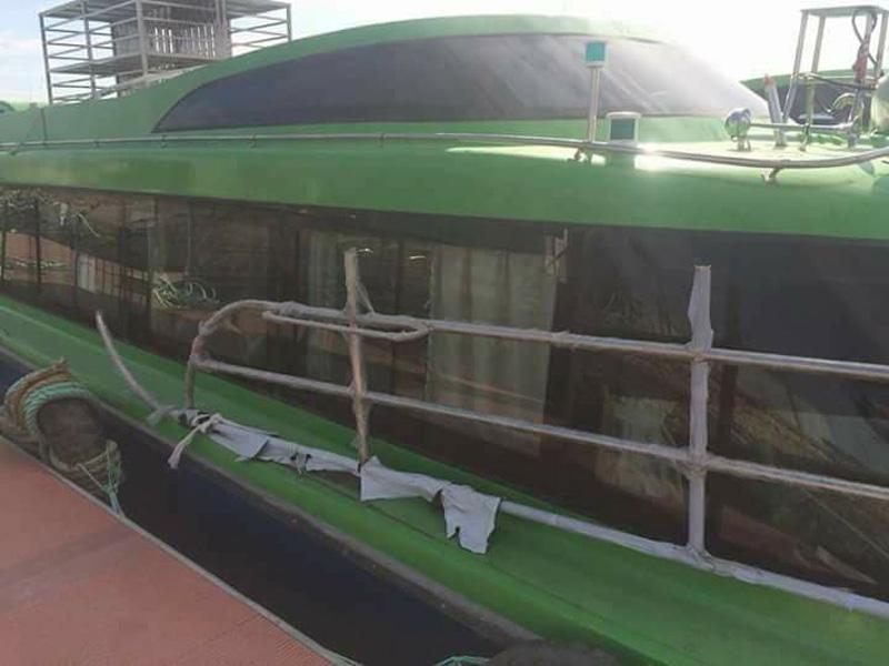 """Fähren """"Tacapes"""" für die Djerba-Gabes Linie und die """"Taparura"""" für die Sfax-Djerba Linie"""