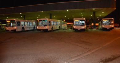Sousse: Busflotte der STS wird um weitere neun Busse verstärkt