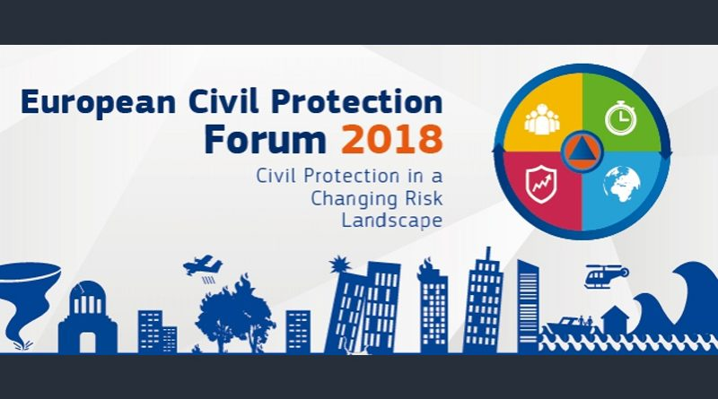 EU-Katastrophenschutzforum 2018: EU und Tunesien einigen sich auf verstärkte Zusammenarbeit
