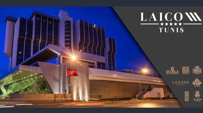 Hotel Laico Tunis (ehemals Abou Nawas) eröffnet am 23. April 2018