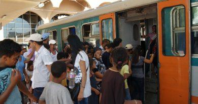 Projekte der tunesischen Bahngesellschaft SNCFT