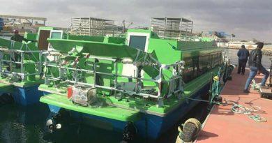 Personen-Expressfähre Djerba – Gabés nimmt den Betrieb auf