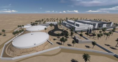 Meerwasserentsalzungsanlage Djerba offiziell eingeweiht