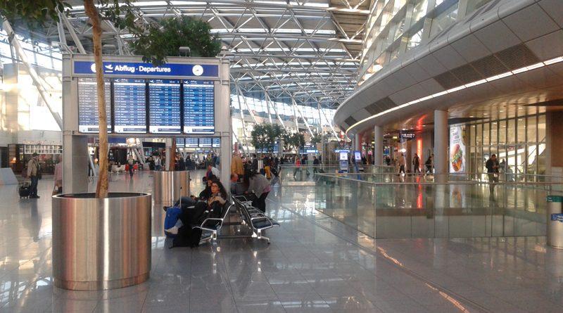 Flughafen DUS - Symbolfoto
