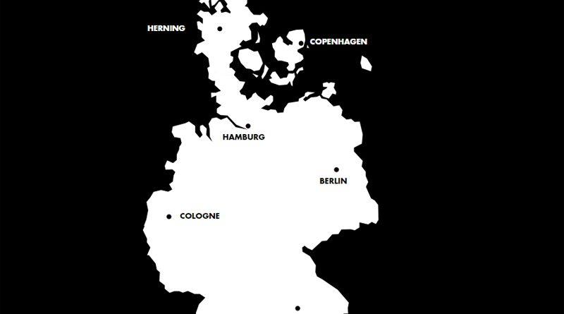 Handball WM Austragungsorte in Deutschland und Dänemark