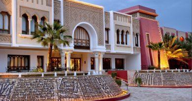 Hotel Palm Beach Palace Tozeur Symbolfoto