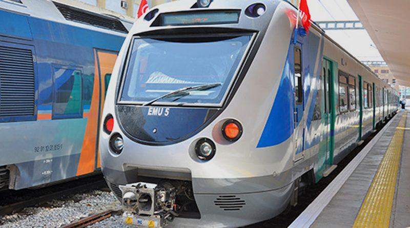 Zug der Metro du Sahel