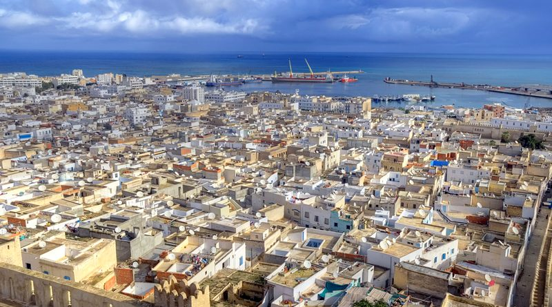 Sousse Stadt