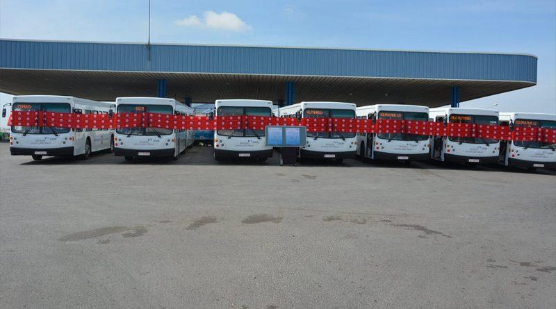 Sousse: Vierzehn neue Busse stoßen zur Flotte des Nahverkehrsunternehmens STS