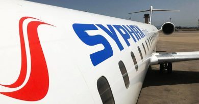 Syphax Airlines Symbolfoto (TS-ISB)