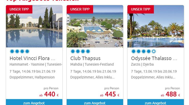 Wachstum bei Alltours hält an - Türkei, Ägypten und Tunesien zurück in der Erfolgsspur