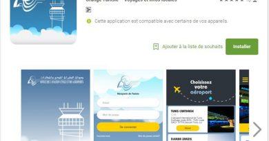 Neue App für tunesische Flughäfen verfügbar