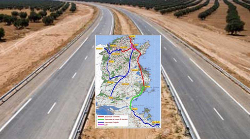 Autobahnen Planung