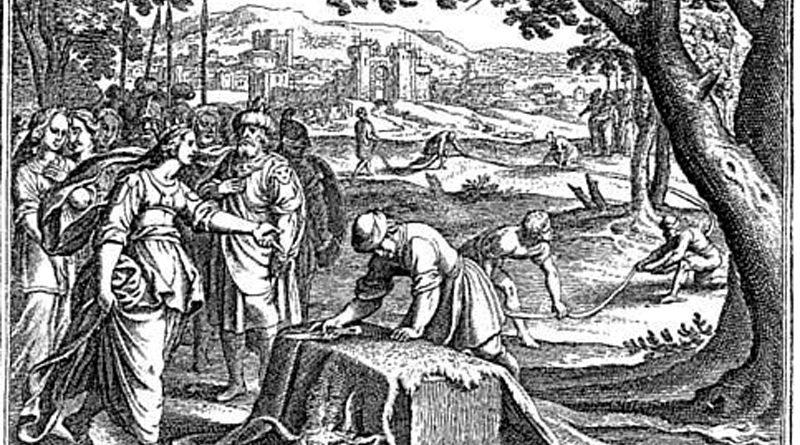 Die Gründungslegende von Karthago – Elissa (Dido)