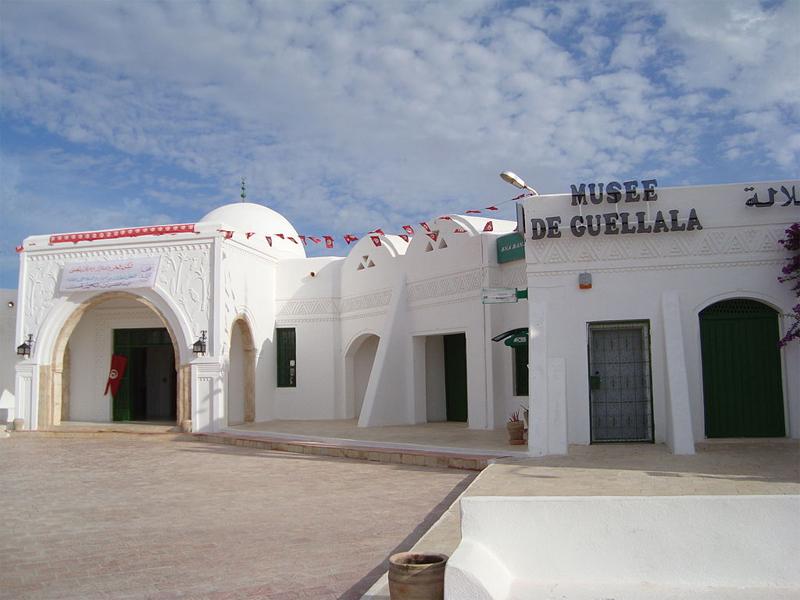 Das Töpferdorf Guellela Museum