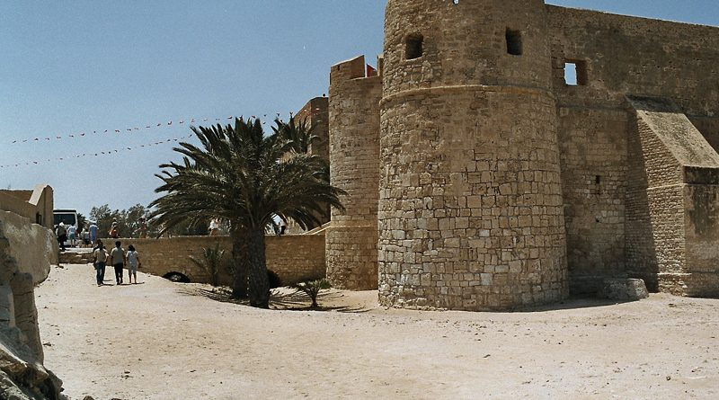 Insel Djerba, Bordj El Kebir, Houmt Souk