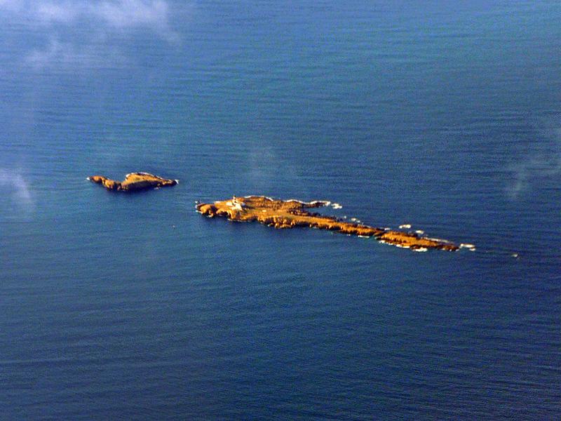 Inseln Tunesiens: Der Cani-Archipel vor Bizerté (Video)