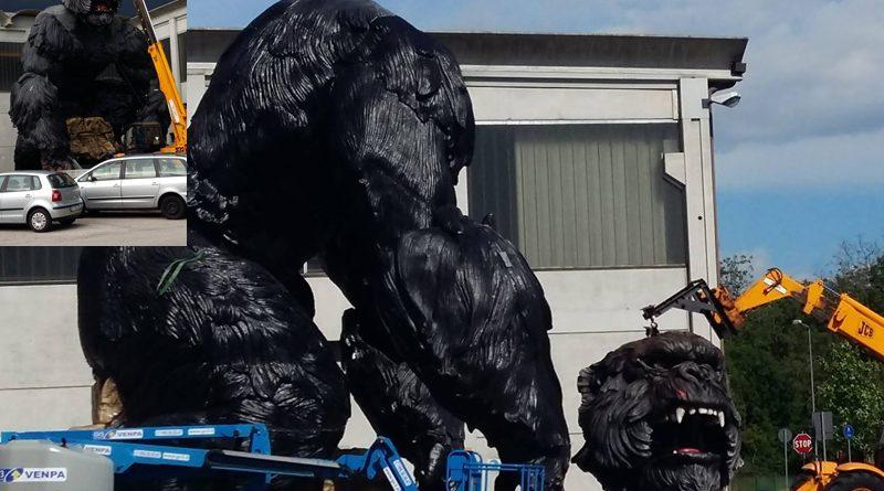 King Kong bei EOS Rides aus Spresiano in Italien