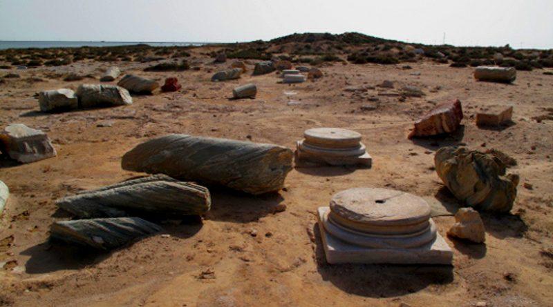 """Forschungsprojekt """"Antike Hafenmetropole Meninx auf Djerba"""""""