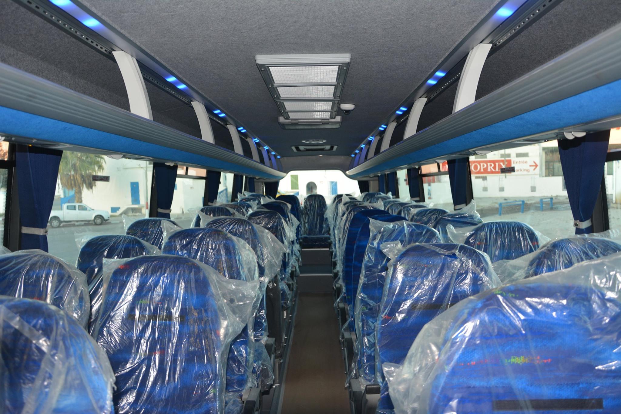 Busse Société de transport du Sahel (STS) Sousse