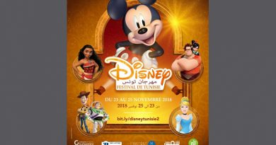 2. Disney Festival Tunesien am 23. bis 25. November 2018