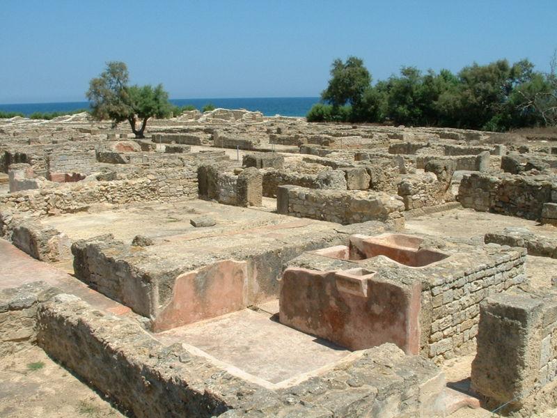 Kerkouan Ausgrabungsgelände - Von Asram in der Wikipedia auf Französisch, CC BY-SA 3.0, https://commons.wikimedia.org/w/index.php?curid=1415183