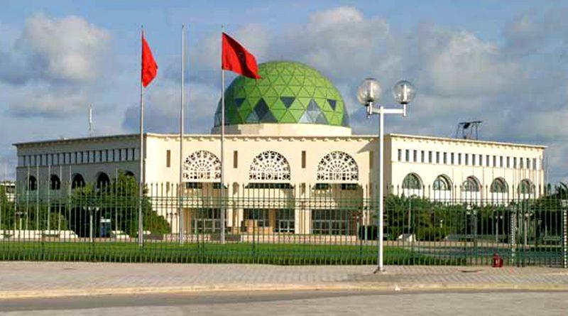 KRAM Ausstellungsgelände Tunis