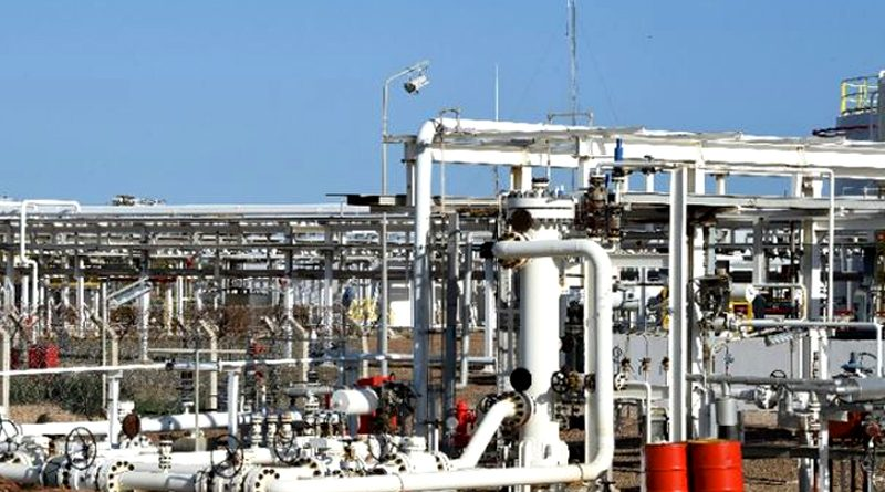 Ölproduktion Kerkennah Symbolfoto