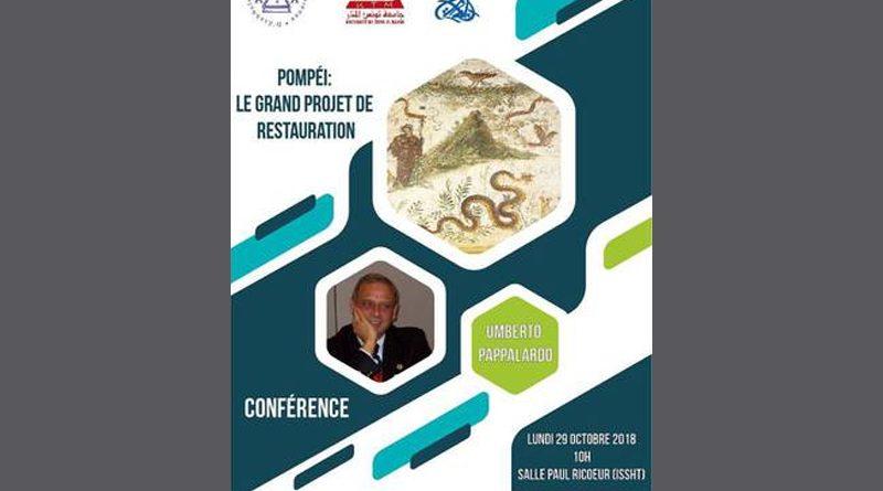 Das Große Pompeji-Projekt als Vorbild für tunesische Archäologen