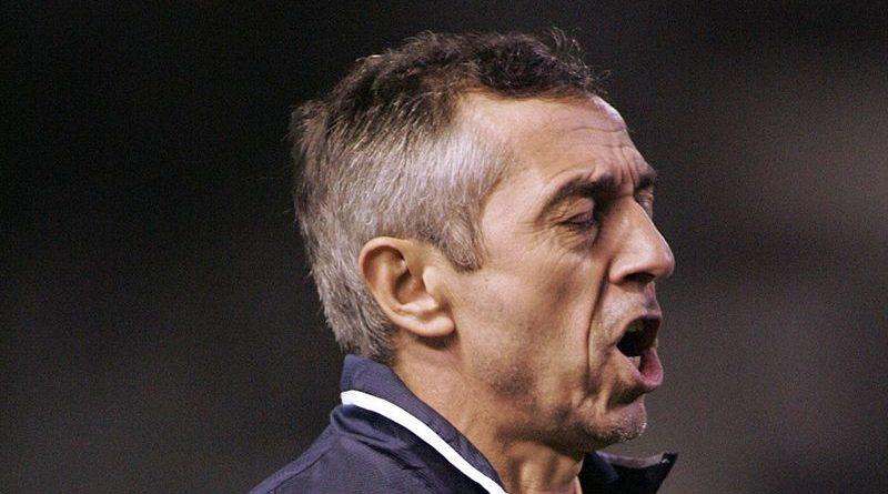Alain Giresse, Nationaltrainer Tunesiens - Von mustapha_ennaimi - _Q7Y9913, CC BY 2.0, https://commons.wikimedia.org/w/index.php?curid=6405142
