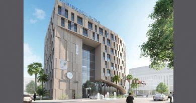 ASBU Business Hotel - Projektbild ZIN Architecture