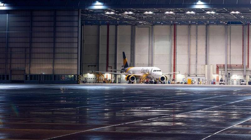 Condor eröffnet Wartungsstandort am Flughafen Düsseldorf