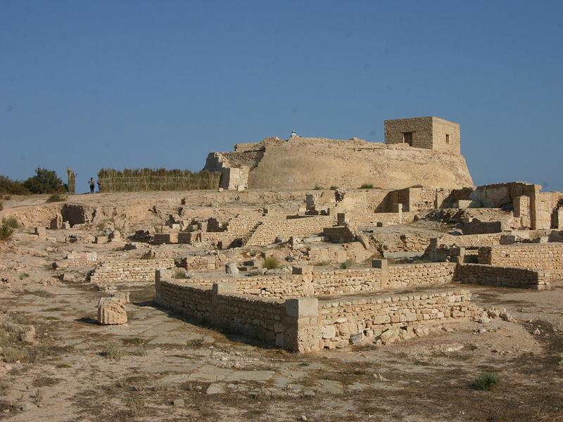 Borj El Hassar, Kerkennah