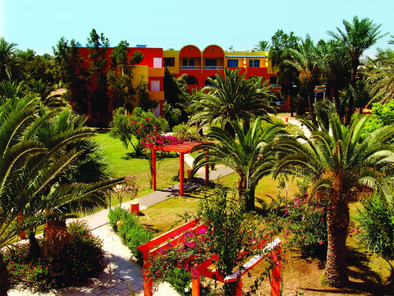 Hotel Magic Caribbean Monastir