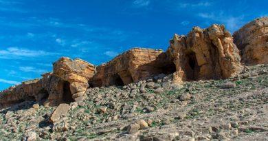 Die numidischen Megalithen von Ellès zwischen den Gouvernoraten Kef und Siliana - Bildquelle: tunisiatourism.info